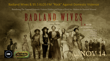 BADLAND WIVES & 95.5 KLOS-FM