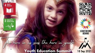 Youth Education Summit 2021 (Aunua Global Event) Online & TV