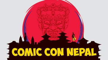 Comic Con Nepal