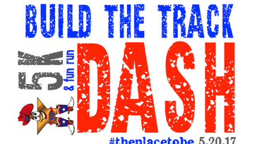 Build The Track Dash 5K & Fun Run