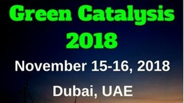Green Catalysis 2018
