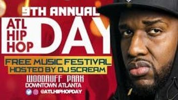 9th Annual Atlanta Hip Hop Day Festival