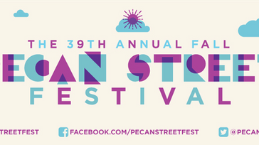 Pecan Street Festival - Austin 200,000 Attendees!