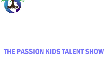 The passion kids talent show