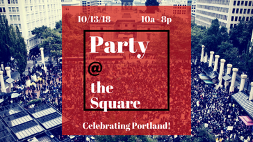 Party at the Square