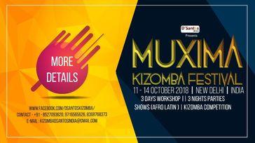 Muxima kizomba festival