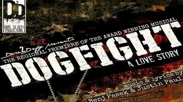 Regional Premiere of Dogfight the Musical