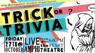 AMSO Presents: Trick or Trivia