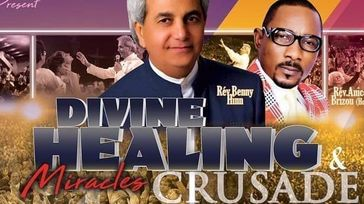 Divine healing and miracle crusade