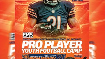 Pro Player Youth Football Camp with Ryan Mundy