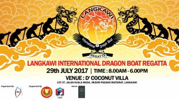LANGKAWI INTERNATIONAL DRAGON BOAT REGATTA