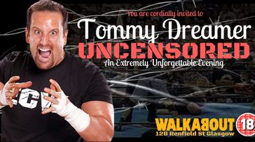 Tommy Dreamer: Uncensored!