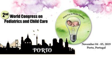 2nd World Congress on Pediatrics and Child Care