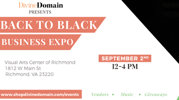 Back to Black: Business Expo