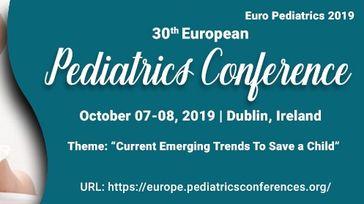30th European Pediatrics Conference