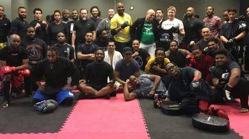 Mixed Martial Arts Open Sparring
