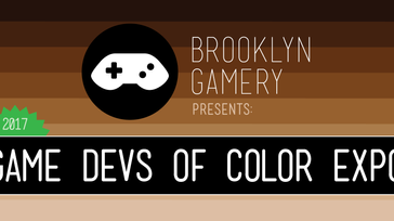 2017 Game Devs of Color Expo