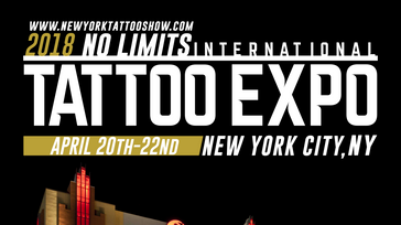 No Limits International Tattoo Expo
