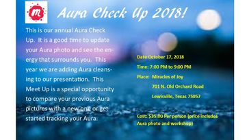 Aura Check Up 2018