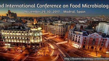 2nd International Conference on Food Microbiology