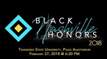 Black Nashville Honors