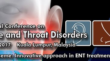 International Conference on Ear, Nose and Throat Disorders