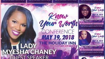 Know Your Worth Conference