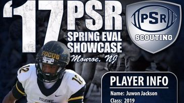 PSR Spring Evaluation Showcase