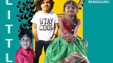 Little Champs - Kids Fashion Ramp Show