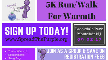 5K Run/Walk For Warmth