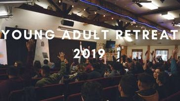 Young Adult Retreat 2019
