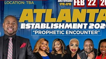 Prophetic Establishment 2020 ATL