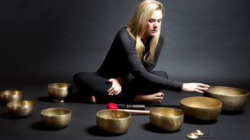 Sunday: Candlelit Meditation + Sound Bath w/ Tara at First Church in JP (BRING YOGA MAT)