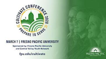 Cultivate Conference 2020: Prepare to Serve