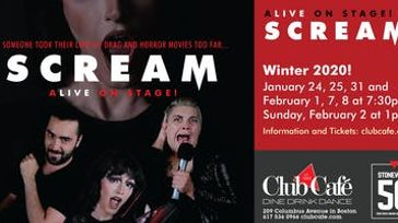 Scream: Live on Stage!