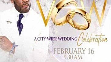 Free City-Wide Wedding Celebration