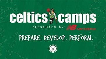 Celtics Camps presented by New Balance (July 27-31 Bancroft School)