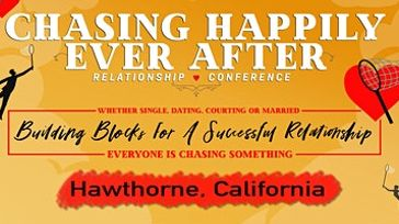 Chasing Happily Ever After Relationship Conference (Hawthorne, LA)