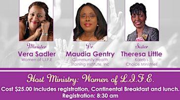 Women of L.I.F.E.  Conference