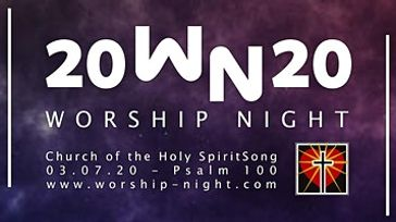 Worship Night 2020 - South Florida