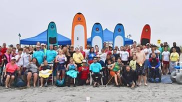 AMPSURF VetSurf Learn to Surf Clinic - New England