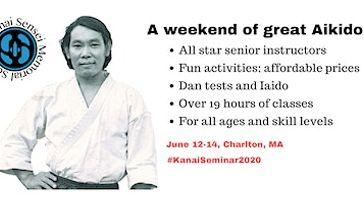 Kanai Sensei 2020 Memorial Seminar (Aikido)