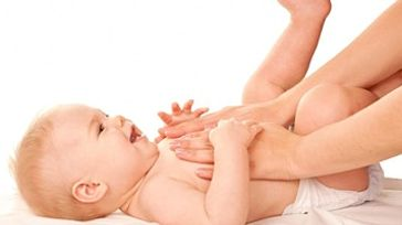 Baby Massage - Gentle Movements and Belly Care