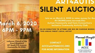 Art4Autism Silent Auction