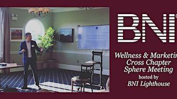 Cross Chapter BNI Sphere Meeting (Wellness & Marketing)