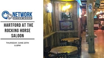 Network After Work Hartford at The Rocking Horse Saloon