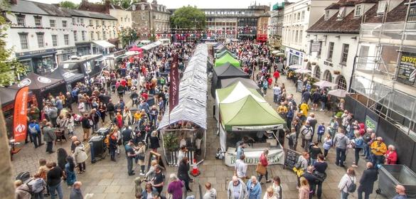 warwick food truck festival