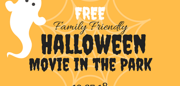 free halloween movie in the park sponsormyevent