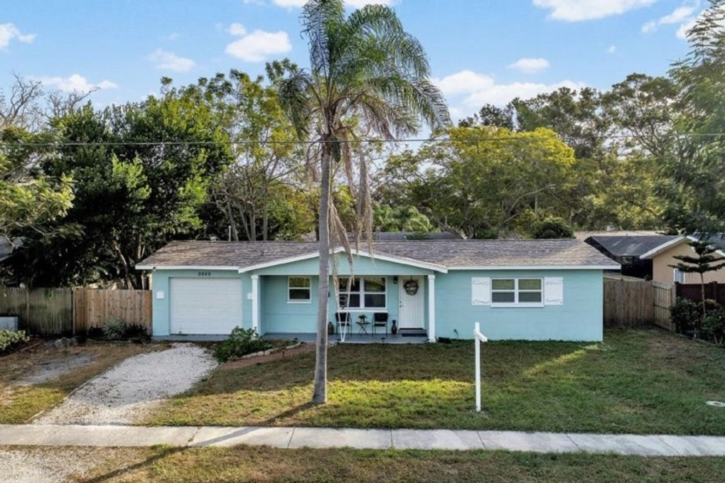 Exterior photo for 2849 58th St N St Petersburg fl 33710