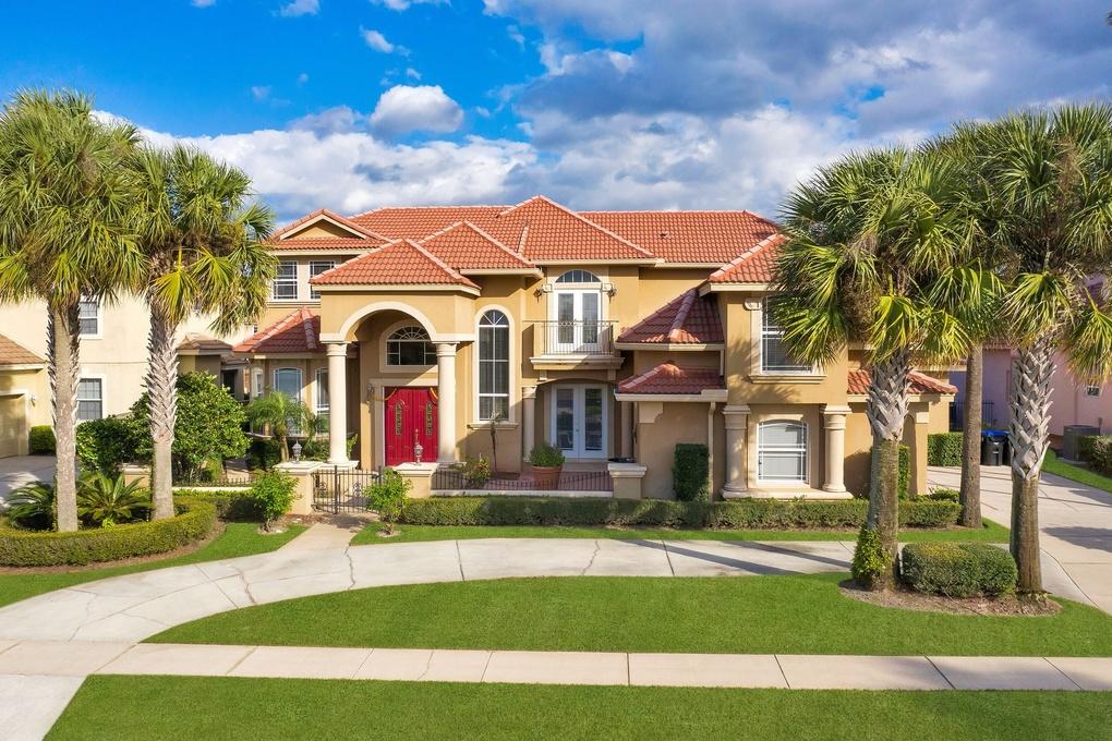 Exterior photo for 10623 Boca Pointe Drive Orlando fl 32836